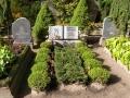 Bitėnai. Martyno Jankaus ir jo artimųjų kapai. 2010