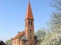 Vilkyškiai. Bažnyčia. 2007